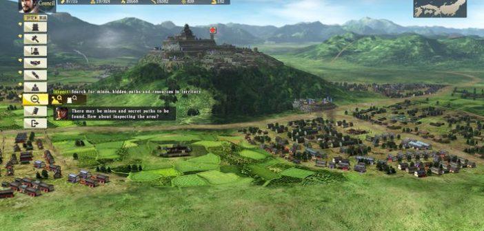Nobunaga's Ambition: Sphere of Influence en Europe !