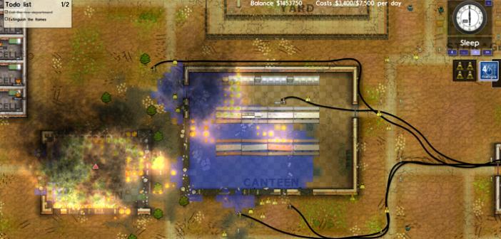 Prison Architect les détails de la mise à jour Alpha 33