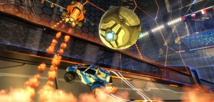Rocket League : la seconde phase de bêta multijoueur fermée
