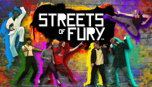 Streets of Fury Extended edition revient plus fort su PC !