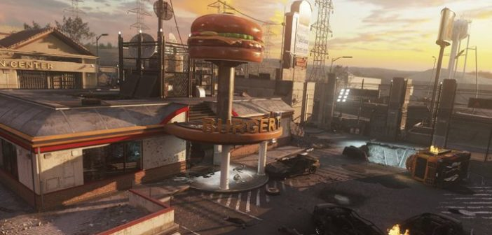 [Test DLC] Call of Duty Advanced Warfare Ascendance_Burger-Town