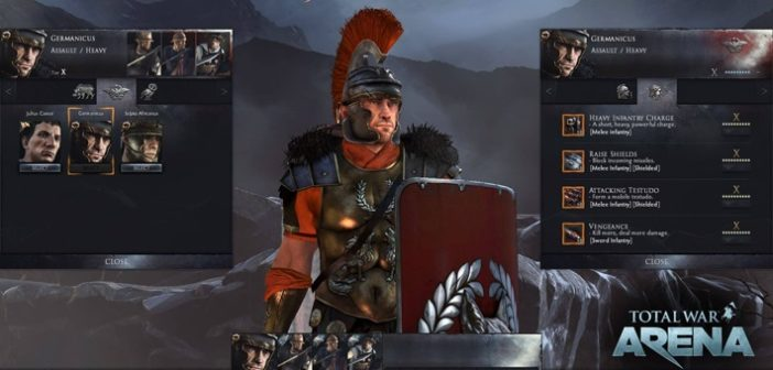 Total War: ARENA première vidéo de l'Alpha !