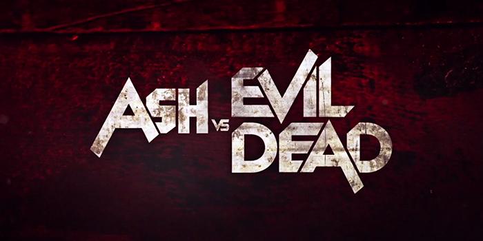 Un 2e teaser sanglant pour Ash vs Evil Dead !