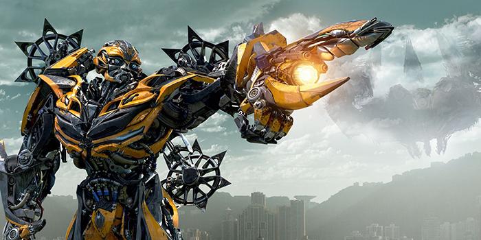 Un premier spin-off de Transformers sur Bumblebee ?