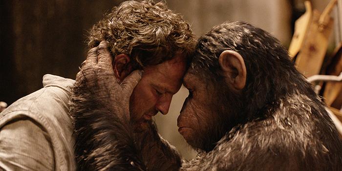 Un titre pour le 3e opus de Planet of the Apes !