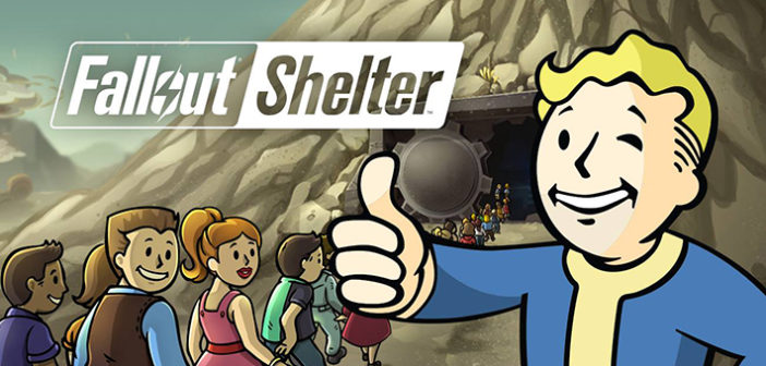 Fallout Shelter : Un jeu mobile pour patienter