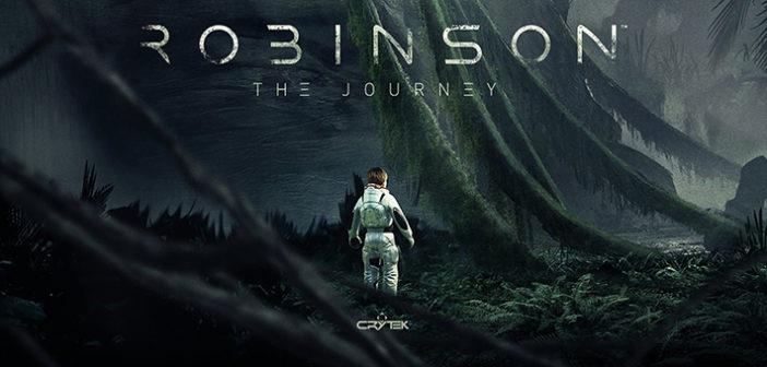 Robinson The Journey le nouveau jeu de Crytek.