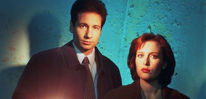 Mulder et Scully réunis sur la première photo du retour d'X-Files