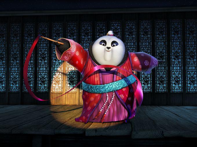 Kung Fu Panda 3 : découvrez les nouveaux personnages !