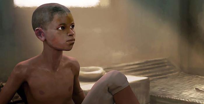 Une bande-annonce poétique pour Adama, le Monde des Souffles