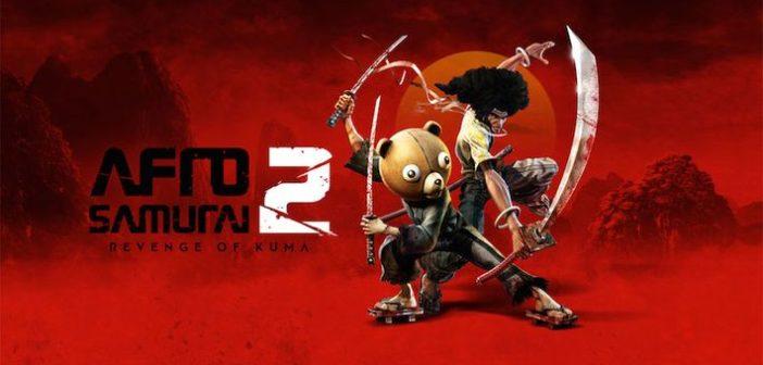 Afro Samurai 2 un trailer juste à temps pour l'E3