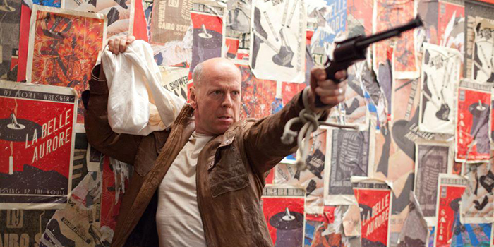 Bruce Willis guerroie en Chine