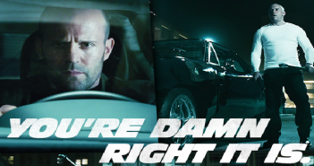 Dackard Shaw, alias Jason Statham, de retour dans Fast & Furious 8