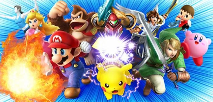 Championnat de France Super Smash Bros, c'est samedi !