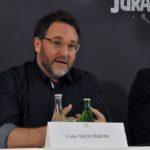 Jurassic World : un Chris Pratt surexcité en conférence de presse
