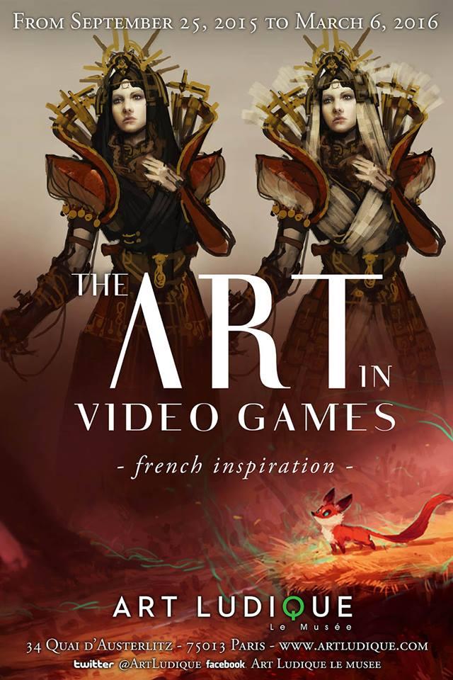 Découvrez l'Art dans le Jeu Vidéo au Musée d'Art Ludiques !