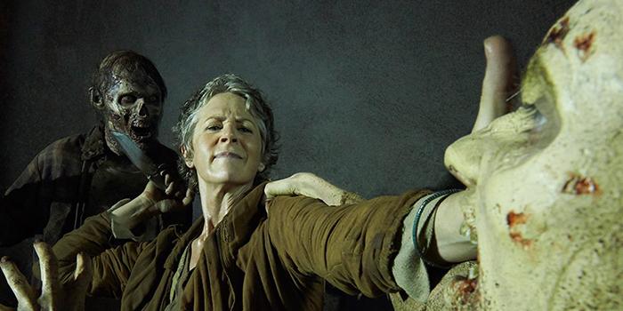 Double dose de Walking Dead au Comic Con et un poster !