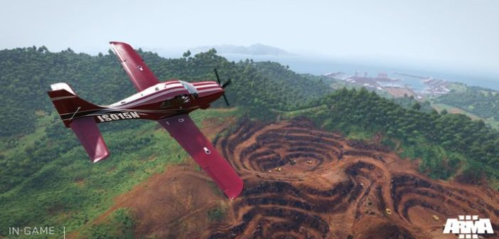 [E3 2015] Arma 3 : Tanoa, la guerre sous les tropiques