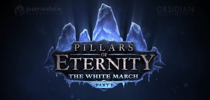 [E3 2015] Pillars of Eternity : The White March Part 1