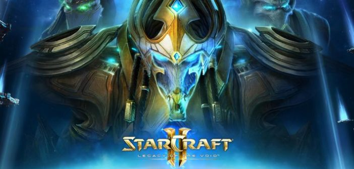 [E3 2015] Starcraft Legacy of the Void & Whispers of Oblivion