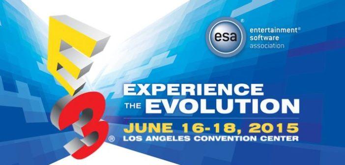 E3 2015 : le récapitulatif général, pour ceux qui ont tout raté !