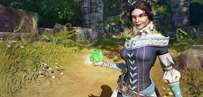 Fable Legends : cross-play et compatible avec l'Oculus Rift