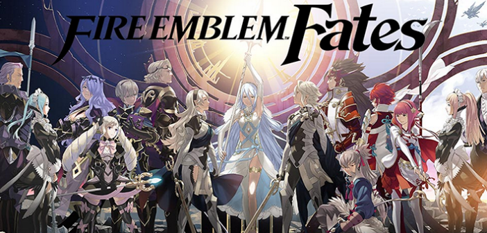 Fire Emblem Fates le retour du Tactic RPG