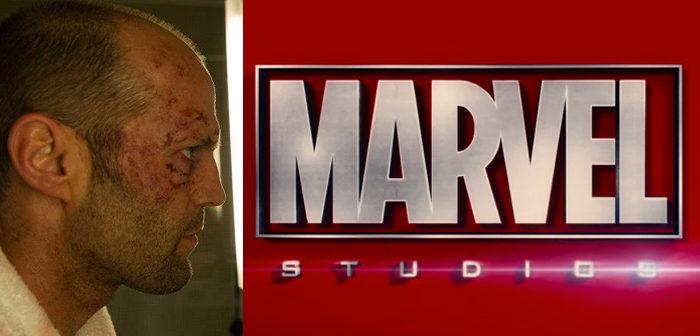 Jason Statham clashe les films de Marvel !