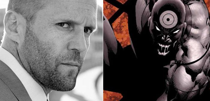 Jason Statham souhaité pour incarner Bullseye !Jason Statham souhaité pour incarner Bullseye !