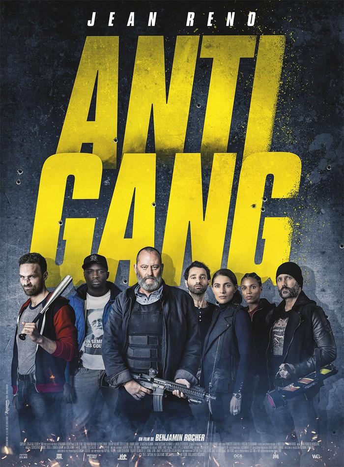 Antigang : Jean Reno ne rigole plus dans la bande-annonce !
