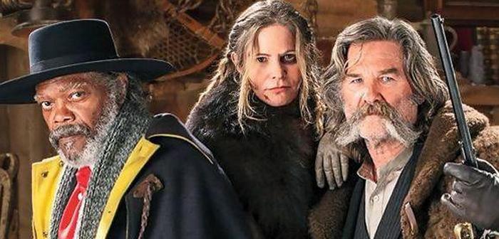 The Hateful 8 : découvrez l'affiche du nouveau Tarantino