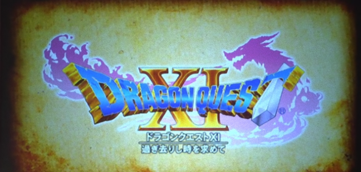 Dragon Quest 11, premier jeu de la NX
