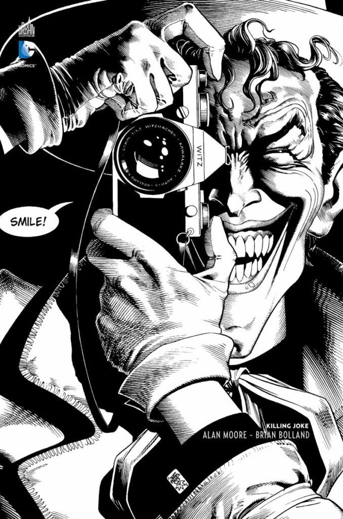 [Critique Comics] Killing Joke édition 75 ans : la perfection en noir et blanc
