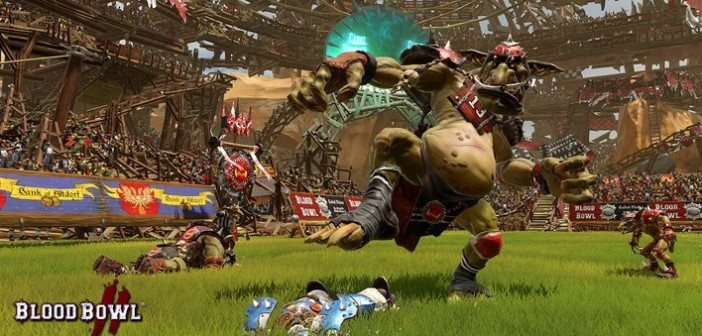 Blood Bowl 2 un Overview trailer bien violent !