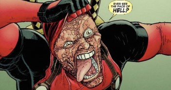 De nouvelles images de Deadpool dévoilées !