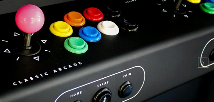 Des bornes d'arcades Neo Legend pour patienter à Roissy !