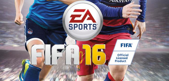 Des femmes sur la jaquette de Fifa 16 !