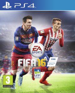 FIFA 16 : des femmes sur la jaquette !