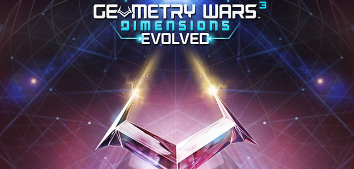 Geometry Wars 3 Dimensions Evolved sur PSVita
