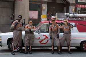 Ghostbusters 3 cast 4
