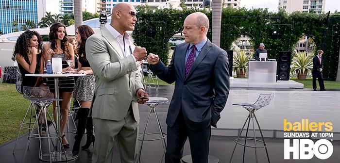 HBO renouvèle Ballers pour une saison 2 !