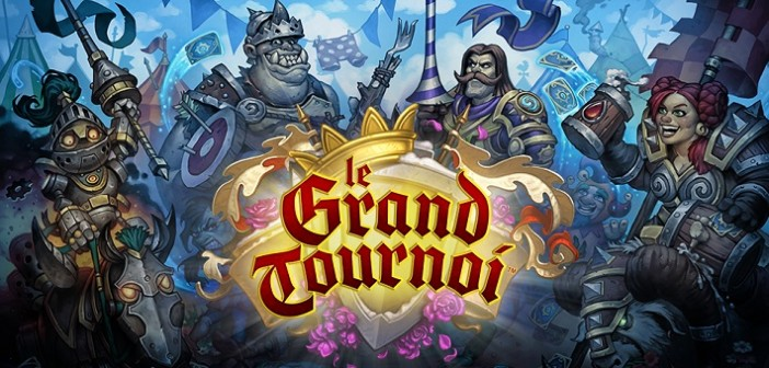 HearthStone l'extension du Grand Tournoi !