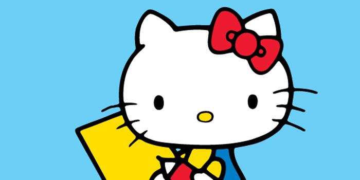 Hello Kitty : un film d'animation « kawaii » pour 2019 !