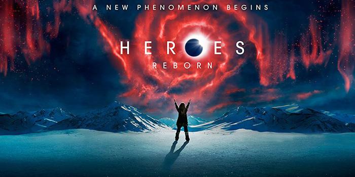 Heroes Reborn : un poster dévoilé !