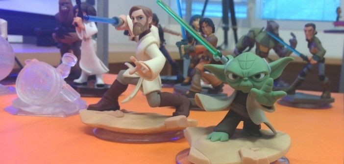 Disney Infinity présente Star Wars et Vice-versa !