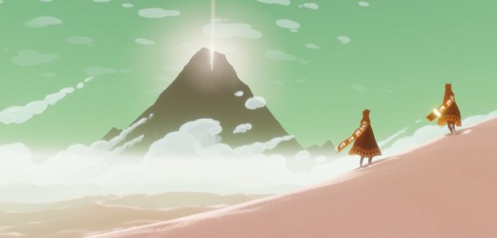 [Test] Journey, du sable et des rêves
