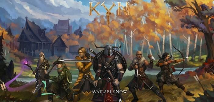 KYN, le monde des vikings s'ouvre à vous...