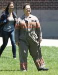 Sos Fantômes 3 : une bagnole, un méchant et un costume enfilé