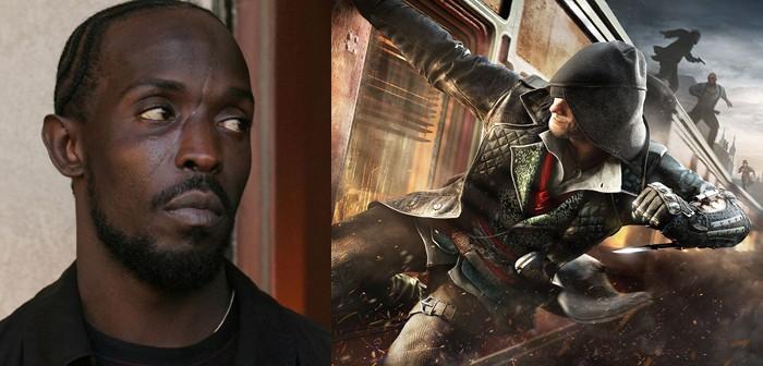 Michael K. Williams enchaine avec Assassin's Creed !
