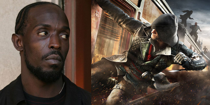 Michael K. Williams enchaine avec Assassin's Creed !